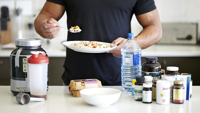 bodybuilding supplements for growth
